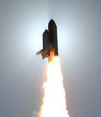 Kennedy Space Center Shuttle Launch