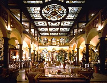 St Regis Hotel Florence Italy