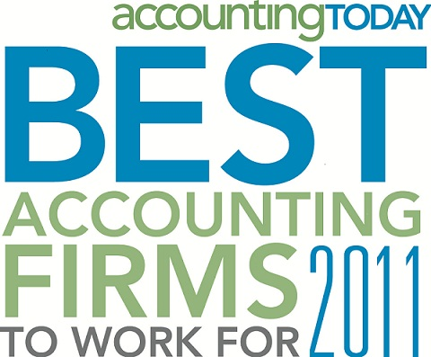 Best Accountng Firms to Work For 2011
