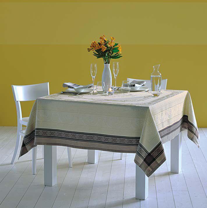 Sully Perla Tablecloth