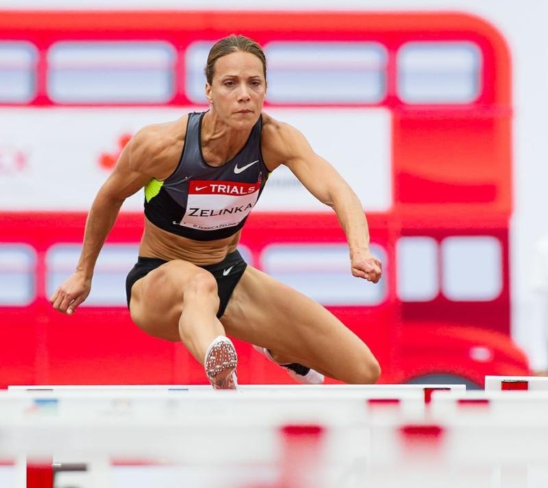 Jessica Zelinka - Heptathlon