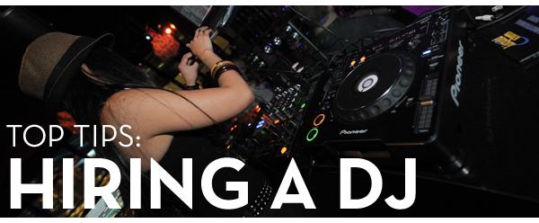 Hiring DJ
