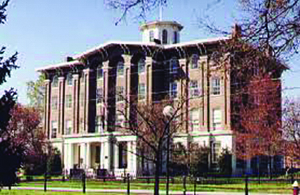 A picture of Jacobs Hall on KSD campus