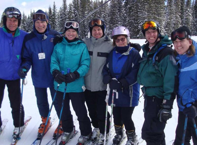 durango skiiers