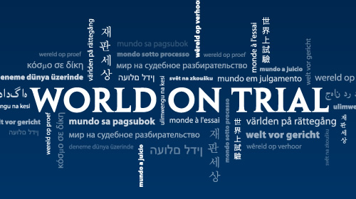 World On Trial