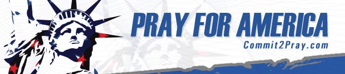 HEADER - PRAY FOR AMERICA