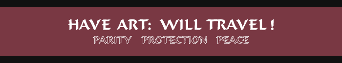 Have Art: Will Travel! Inc logo