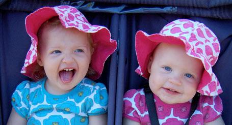 twins photo
