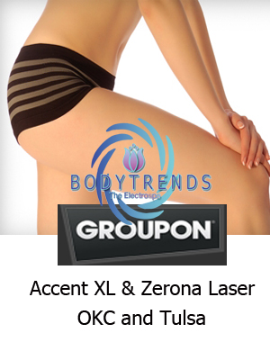 Groupon OKC BodyTrends Accent XL and Zerona
