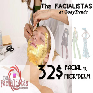 Facials or Microderm  in Oklahoma CIty