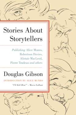 Doug Gibson - Storytellers - Cover