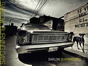 Barlow Album Cover