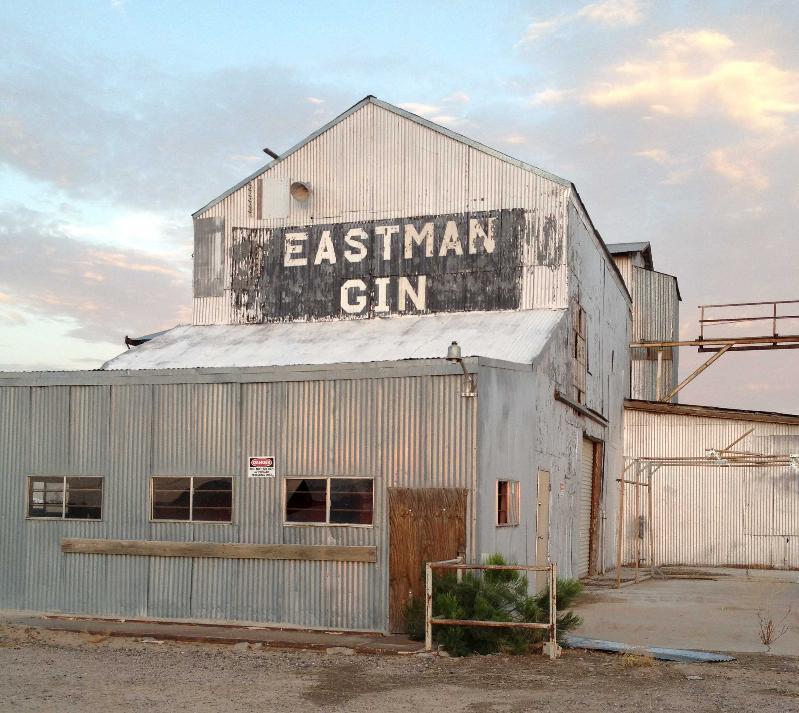 1928 Eastman Cotton Gin, Buckeye (large)