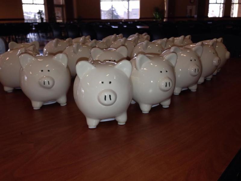 Piggy Bank Exercise