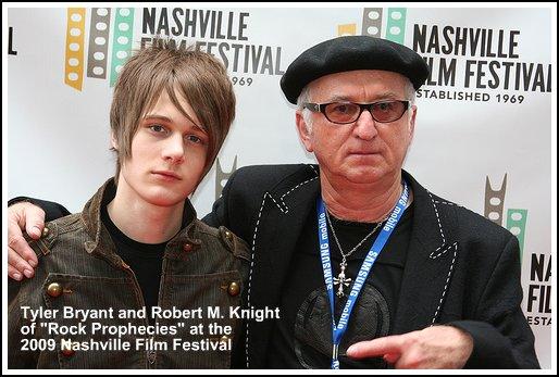 Tyler Bryant and Robert M. Knight