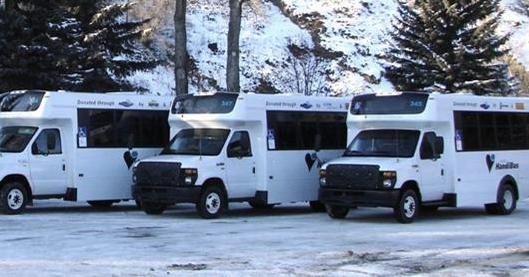 Calgary HandiBus to cease bus operations in 2015
