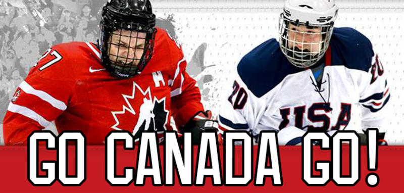 Go Canada Go - World Sledge Hockey
