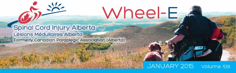 SCI Alberta WheelE Banner Image