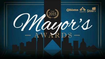 Edmonton Mayor's Awards Image