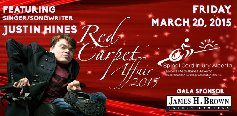 Red Carpet Affair 2015 Save the Date - March 20, 2015