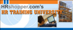 HR Training University logo