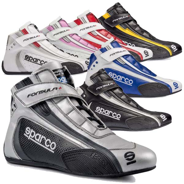 Sparco Formula+ SL-8 Shoe