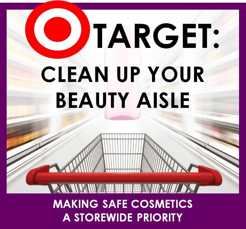 Target Beauty Aisle Campaign