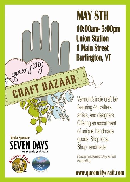 Queen City Craft  Bazaar