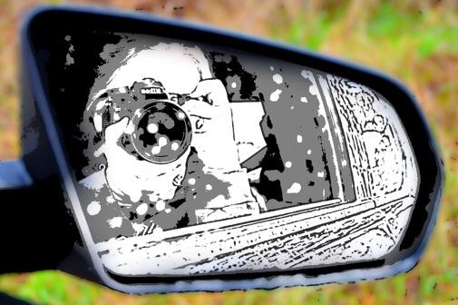 USRRC Side Mirror