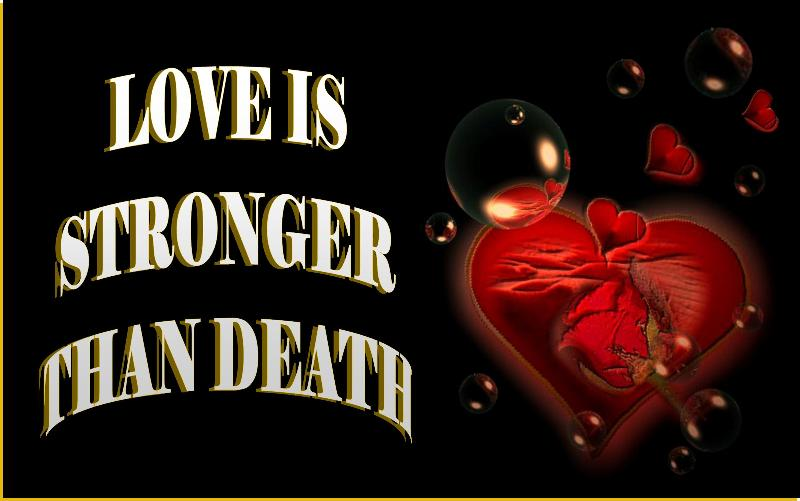 love is stronger