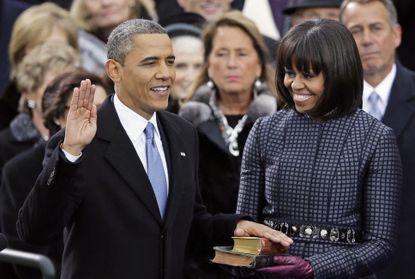 obama president inaugural barack michelle potus