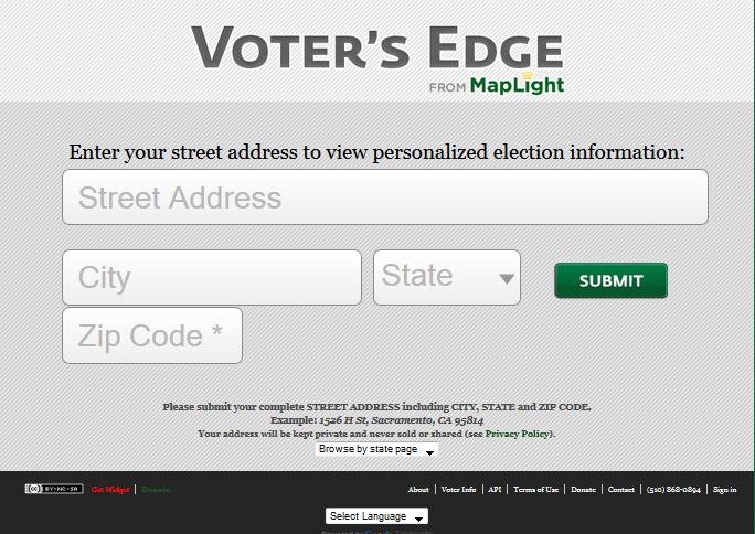http://votersedge.org/