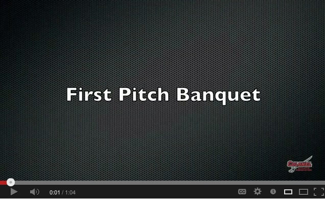 2012 First Pitch Banquet Recap