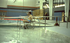 What is the deal with accessible swimming pools? - Abadi
