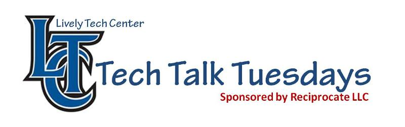 Tech Talk Tuesdays Logo