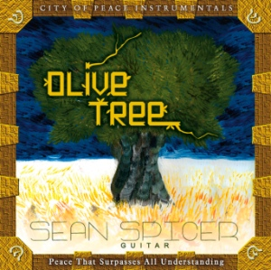 Olive Tree CD Cover