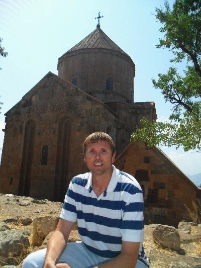 Perry LaHaie in Eastern Turkey