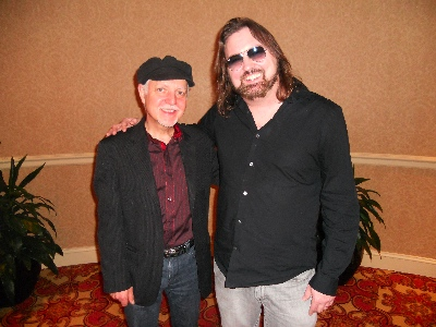 Sean Spicer and Phil Keaggy at NRB 2012
