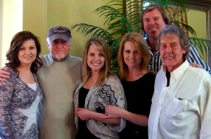 Terry Warren and Sisters at NRB 2011
