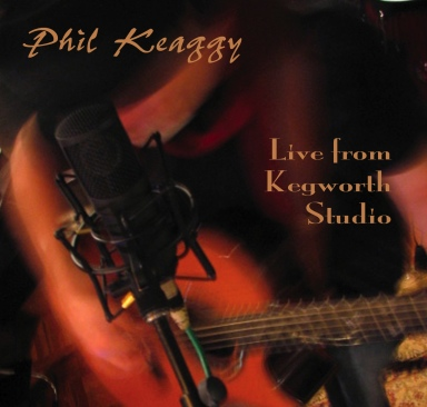 Live From Kegworth Studio CD Cover