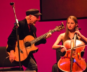 Keaggy & Mary Grace Bender at TPAC
