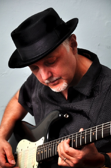 Phil Keaggy with Strat