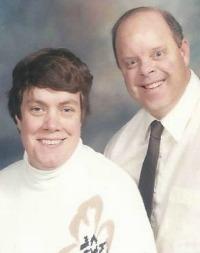 Dianne & Tom Robinson