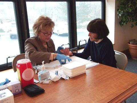 Diabetes testing