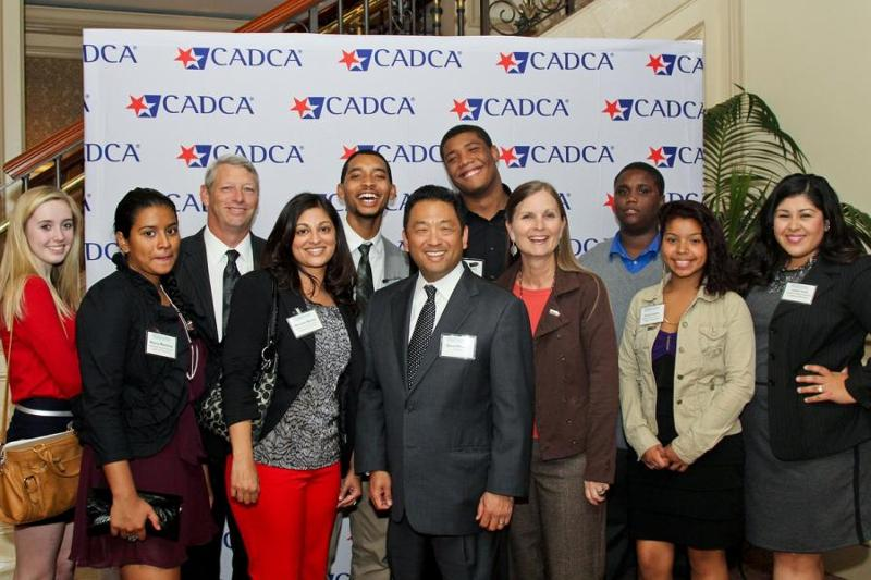 CADCA Awards Dinner with David Mineta