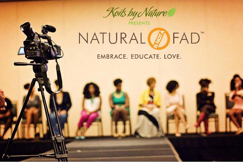 koils by nature present....natural is not a fad 2012