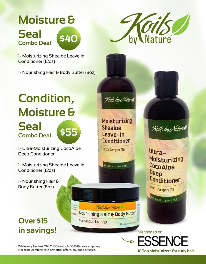 Koils by Nature Combo Deal