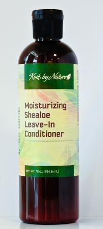 Moisturizing Shealoe Leave In Conditioner
