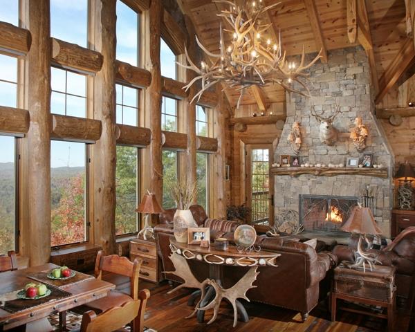 Wild Turkey Lodge Great Room