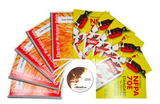 TTT DVD and Workbooks
